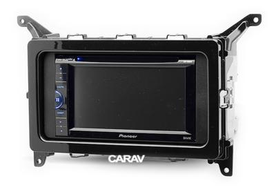 Carav Рамка TOYOTA Alphard, Vellfire 2015+ (CARAV 11-562) (фото, вид 3)