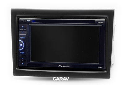Carav Рамка PORSCHE 911 (997) 2008-2012; Boxster (987) 2009-2012; Cayman (987) 2009-2013 (CARAV 11-585) (фото, вид 4)