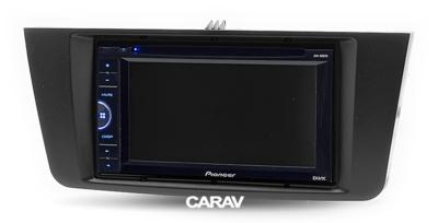 Carav Рамка GEELY Emgrand X7/EX7/GX7, Englon SX7, X7 2013+ (CARAV 11-589) (фото, вид 3)