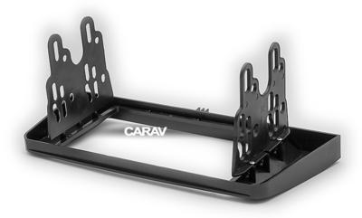 Carav Рамка GEELY Emgrand X7/EX7/GX7, Englon SX7, X7 2013+ (CARAV 11-589) (фото, вид 4)