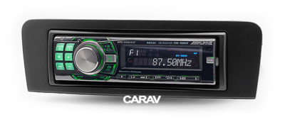 Carav Рамка MERCEDES-BENZ A-klasse (W176) 2012+, В-klasse (W246) 2012+; GLA-klasse (X156) 2014+ (CARAV 11-594) (фото, вид 3)