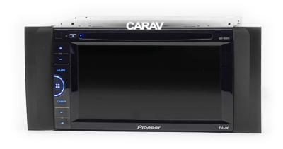 Carav Carav 11-595 | 2DIN переходная рамка Toyota Prius 2003-2009 (фото, вид 5)
