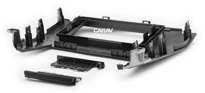 Carav Carav 11-601 | 2DIN переходная рамка Toyota Camry, Aurion 2015+ (фото, вид 5)