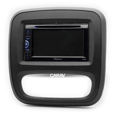 Carav Рамка RENAULT Trafic 2014+ / OPEL Vivaro 2014+ (CARAV 11-642) (фото, вид 2)