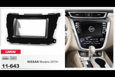 Carav Рамка NISSAN Murano 2015+ (CARAV 11-643) (фото, вид 1)