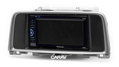 Carav Рамка KIA Optima (JF), K5 2015+ (CARAV 11-647) (фото, вид 3)