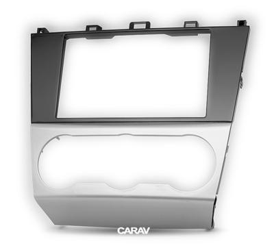 Carav Рамка SUBARU Forester, Impreza, 2015+; Levorg, WRX 2014+; Crosstrek 2016+ (CARAV 11-662) (фото, вид 5)