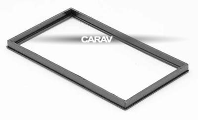 Carav Carav 11-673   2DIN переходная рамка Honda Accord 1990-2002; Civic 1999-2000; CR-V 1997-2006; H-RV 1998-2005; Odyssey 1995-2004; Prelude 1992-2001 (фото, вид 4)