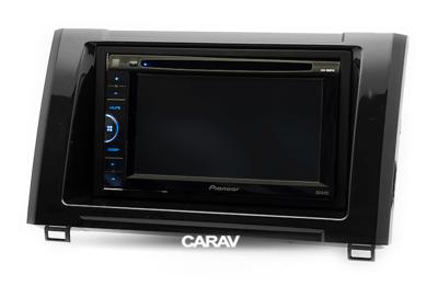 Carav Рамка TOYOTA Tundra 2014+ (CARAV 11-667) (фото, вид 3)