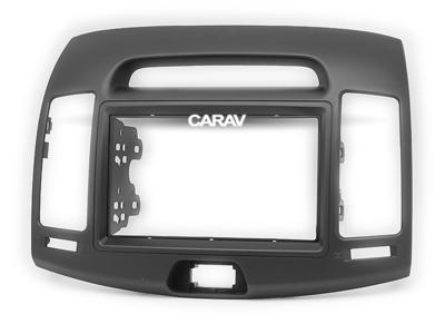Carav Рамка HYUNDAI Elantra (HD), Avante (HD) 2006-2010 (руль слева) (CARAV 11-680) (фото, вид 6)