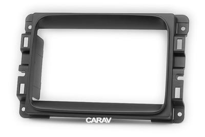 Carav Рамка DODGE RAM 2013+ (CARAV 11-684) (фото, вид 5)