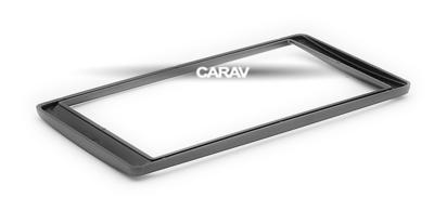 Carav Carav 11-694   2DIN переходная рамка UAZ Patriot 2014+ (фото, вид 1)