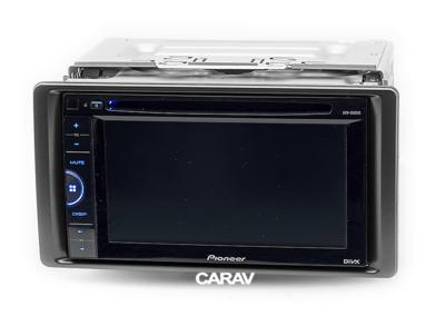 Carav Carav 11-694   2DIN переходная рамка UAZ Patriot 2014+ (фото, вид 3)