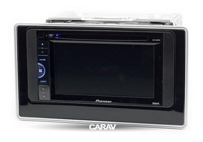 Carav Рамка TOYOTA Corolla 2017+ (CARAV 11-696) (фото, вид 2)