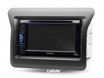 Carav Рамка RENAULT Master 2010+ / OPEL Movano 2010+ / NISSAN NV400 2010+ (CARAV 11-705) (фото, вид 3)