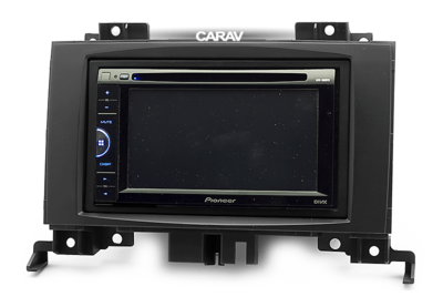 Carav Carav 11-714   2DIN переходная рамка Volkswagen Crafter 2006+, Mercedes-Benz Sprinter (W906) 2006+ (фото, вид 3)