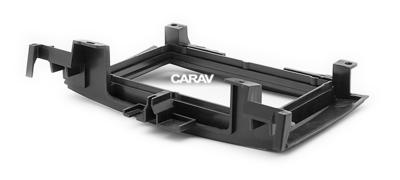 Carav Carav 11-714   2DIN переходная рамка Volkswagen Crafter 2006+, Mercedes-Benz Sprinter (W906) 2006+ (фото, вид 4)