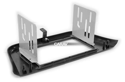 Carav Carav 11-744 | 2DIN переходная рамка Iveco Daily 2014+ (фото, вид 3)