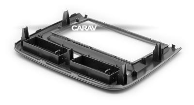 Carav Рамка FIAT Punto (199/310) 2005-2014, Linea (323) 2007-2014 (руль слева) (CARAV 11-750) (фото, вид 5)