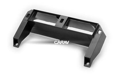 Carav Рамка FIAT Punto (199/310) 2005-2014, Linea (323) 2007-2014 (руль слева) (CARAV 11-750) (фото, вид 6)