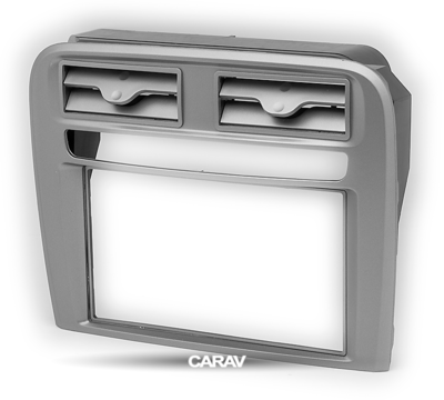 Carav Рамка FIAT Punto (199/310) 2005-2014, Linea (323) 2007-2014 (руль слева) (CARAV 11-750) (фото, вид 8)