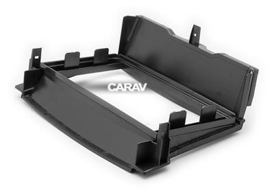 Carav Рамка TOYOTA Land Cruiser Prado (150) 2009-2013 (установка вместо нижнего бардачка) (CARAV 11-776) (фото, вид 3)