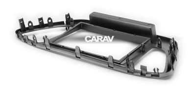 Carav Рамка HYUNDAI Solaris 2017+ ( с карманом) (CARAV 11-784) (фото, вид 4)