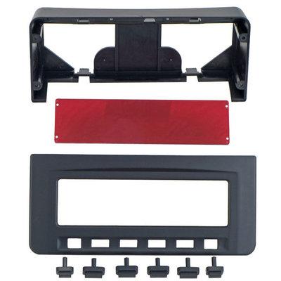 Incar (Intro) Рамка Mitsubishi L-200, Pajero Sport для переноса бортового компьютера вниз (Incar RMS-N23) (фото, вид 1)