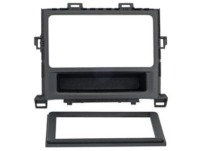 Incar (Intro) Переходная рамка Toyota Alphard 08+ 2DIN (Incar RTY-N62) (фото, вид 1)