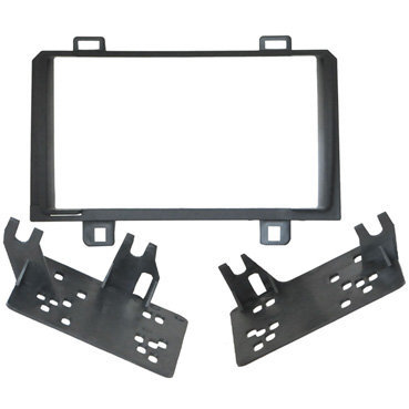 Incar (Intro) Переходная рамка Mitsubishi Pajero Sport 15+, Triton 2DIN (Incar RMS-N22) (фото, вид 1)