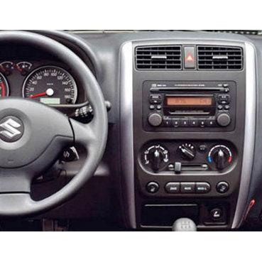 Incar (Intro) Переходная рамка Suzuki Jimny 2DIN (вставки) (Incar RSZ-N08W) (фото, вид 2)