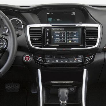 Incar (Intro) Переходная рамка Honda Accord 13+ 2DIN (крепеж) (Incar RHO-N13) (фото, вид 2)