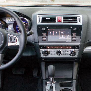 Incar (Intro) Incar RSU-N02 | 2DIN переходная рамка Subaru Legacy, Outback 15+ (фото, вид 2)