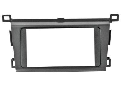 Incar (Intro) Переходная рамка Toyota RAV-4 13+ 2DIN (Incar RTY-N54) (фото, вид 1)