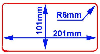 Incar (Intro) Переходная рамка Toyota RAV-4 13+ 2DIN (Incar RTY-N54) (фото, вид 2)