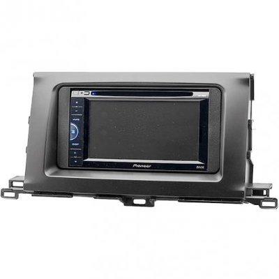 Incar (Intro) Переходная рамка Toyota Highlander 13+ 2DIN (Intro RTY-N52) (фото, вид 2)