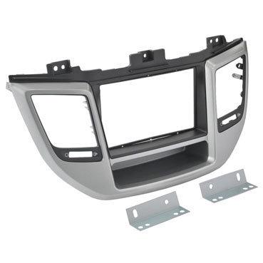 Incar (Intro) Переходная рамка Hyundai Tucson 15-17 2DIN (Intro RHY-N49) (фото, вид 1)