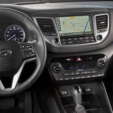 Incar (Intro) Переходная рамка Hyundai Tucson 15-17 2DIN (Intro RHY-N49) (фото, вид 2)