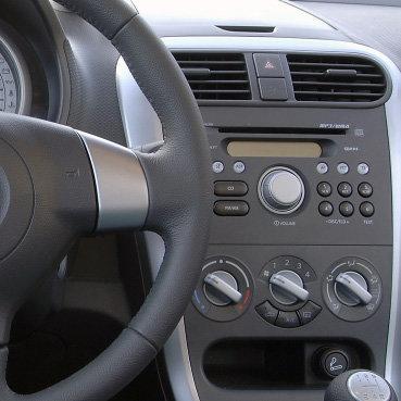 Incar (Intro) Переходная рамка Suzuki Splash 08-12 (Intro ROP-N12A) (фото, вид 1)