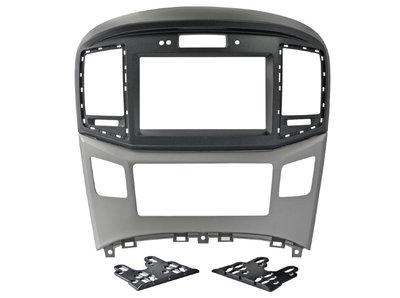 Incar (Intro) Переходная рамка Hyundai H1 Starex 16+ 2DIN (Intro RHY-N48) (фото, вид 1)