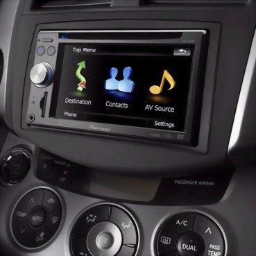 Incar (Intro) Переходная рамка Toyota RAV4 06-12 Original 2DIN (Incar RTY-N33A) (фото, вид 2)