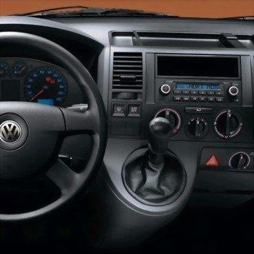 Incar (Intro) Переходная рамка Volkswagen Multivan 03-11 (Incar RVW-N07) (фото, вид 2)