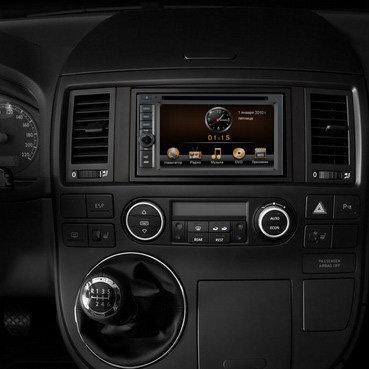 Incar (Intro) Переходная рамка Volkswagen Multivan 03-11 (Incar RVW-N07) (фото, вид 3)