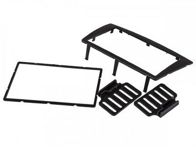 Incar (Intro) Incar 95-3311   2DIN переходная рамка Lada Granta 11-18, Kalina 13-18 (фото, вид 2)