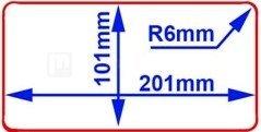 Incar (Intro) Переходная рамка 2DIN для Toyota Land Cruiser 100 (105) Original (Incar RTY-N04R) (фото, вид 2)