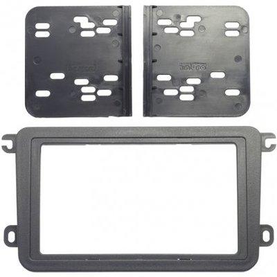 Incar (Intro) Переходная рамка 2DIN VW Polo (Incar 99-9011) (фото, вид 1)