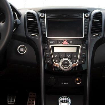 Incar (Intro) Incar RHY-N37A | 2DIN переходная рамка Hyundai i30 2011-2017 (фото, вид 2)