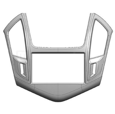 Incar (Intro) Переходная рамка Chevrolet Cruze 13+ Incar RCV-N12 (фото, вид 1)