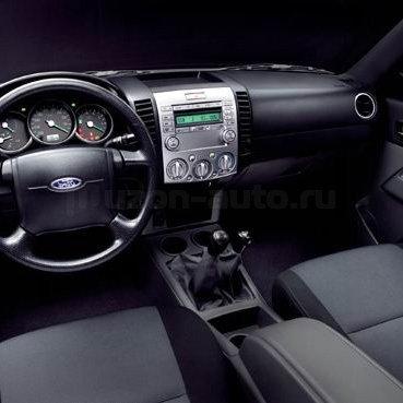 Incar (Intro) Переходная рамка Incar RMZ-N17 Ford RANGER II 06-11 (фото, вид 2)