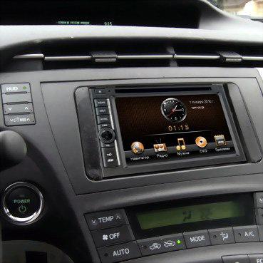 Incar (Intro) Переходная рамка Toyota Prius RTY-N41 (фото, вид 1)